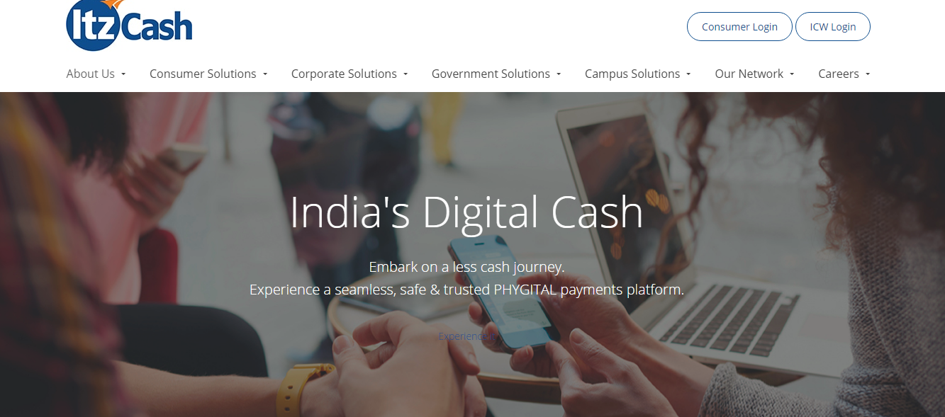 ItzCash Card Ltd.